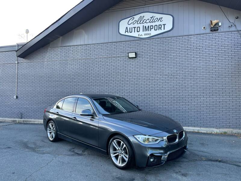 2017 BMW 3 Series for sale at Collection Auto Import in Charlotte NC