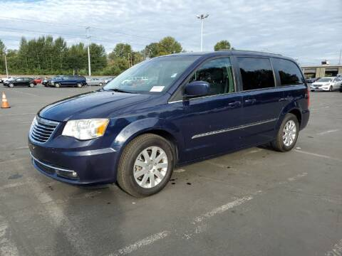 2014 Chrysler Town and Country for sale at Northwest Van Sales in Portland OR