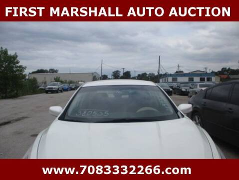 2016 Nissan Altima for sale at First Marshall Auto Auction in Harvey IL