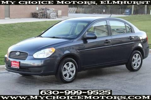 2011 Hyundai Accent for sale at My Choice Motors Elmhurst in Elmhurst IL