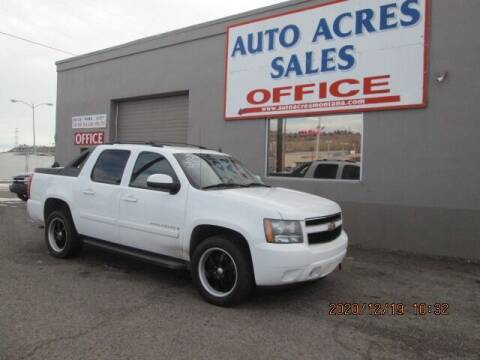 2008 Chevrolet Avalanche for sale at Auto Acres in Billings MT