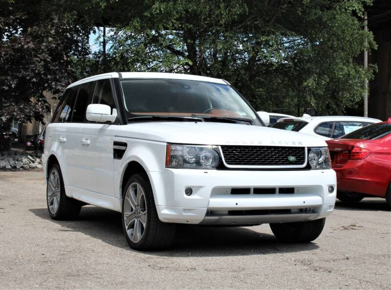 2011 Land Rover Range Rover Sport for sale at Cutuly Auto Sales in Pittsburgh PA