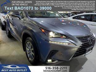2019 Lexus NX 300 for sale at Best Auto Outlet in Floral Park NY