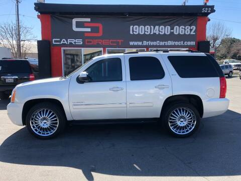 2011 GMC Yukon for sale at Cars Direct in Ontario CA