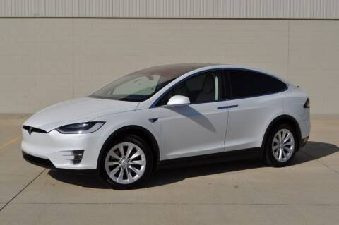 2017 Tesla Model X for sale at Select Motor Group in Macomb Township MI