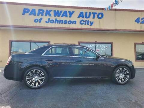 2013 Chrysler 300 for sale at PARKWAY AUTO SALES OF BRISTOL - PARKWAY AUTO JOHNSON CITY in Johnson City TN