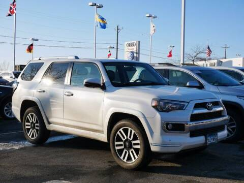 2015 Toyota 4Runner for sale at Park Place Motor Cars in Rochester MN