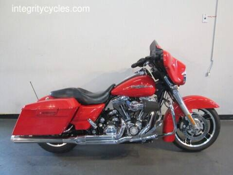 2010 Harley-Davidson Street Glide for sale at INTEGRITY CYCLES LLC in Columbus OH