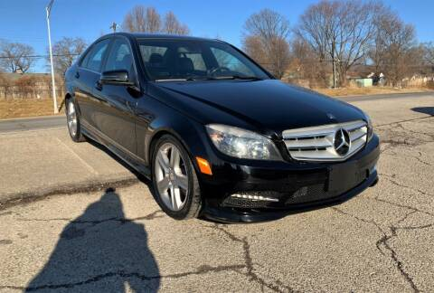 2011 Mercedes-Benz C-Class for sale at InstaCar LLC in Independence MO