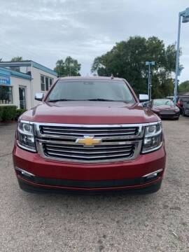 2016 Chevrolet Tahoe for sale at R&R Car Company in Mount Clemens MI