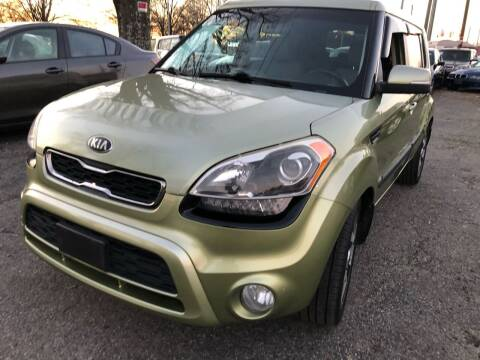 2013 Kia Soul for sale at Atlantic Auto Sales in Garner NC