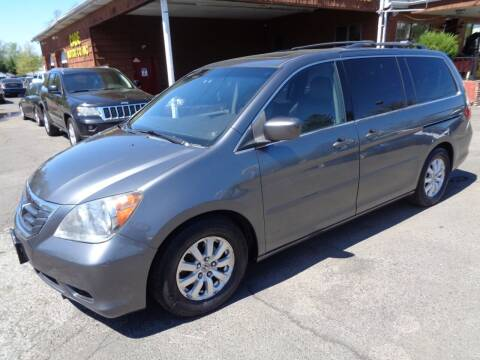 2010 Honda Odyssey for sale at Cade Motor Company in Lawrenceville NJ