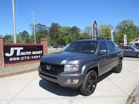 2011 Honda Ridgeline for sale at J T Auto Group in Sanford NC