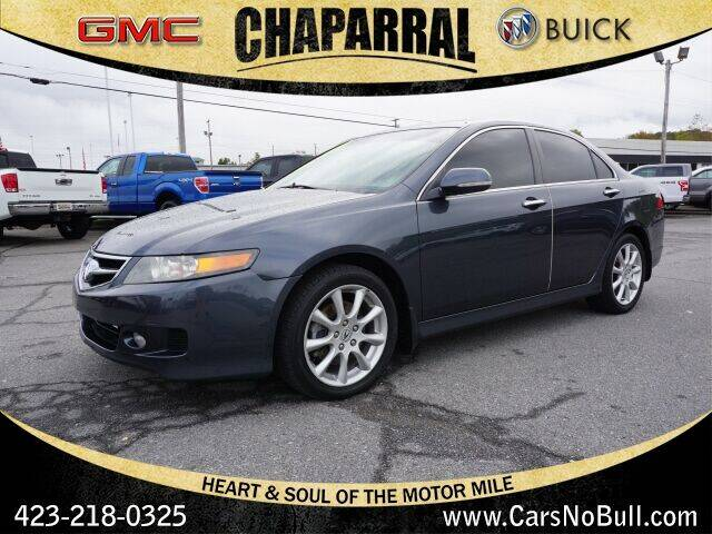 2006 Acura TSX for sale at CHAPARRAL USED CARS in Piney Flats TN