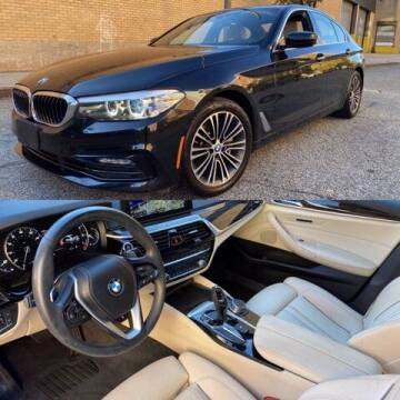 2017 BMW 5 Series for sale at CERTIFIED LUXURY MOTORS OF QUEENS in Elmhurst NY