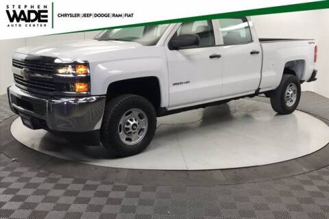 2018 Chevrolet Silverado 2500HD for sale at Stephen Wade Pre-Owned Supercenter in Saint George UT