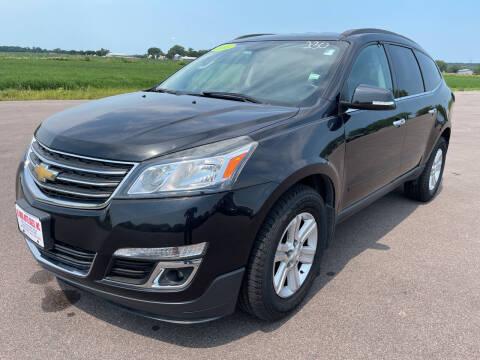 2013 Chevrolet Traverse for sale at De Anda Auto Sales in South Sioux City NE