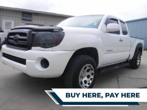 2008 Toyota Tacoma for sale at GRG Auto Plex in Houston TX