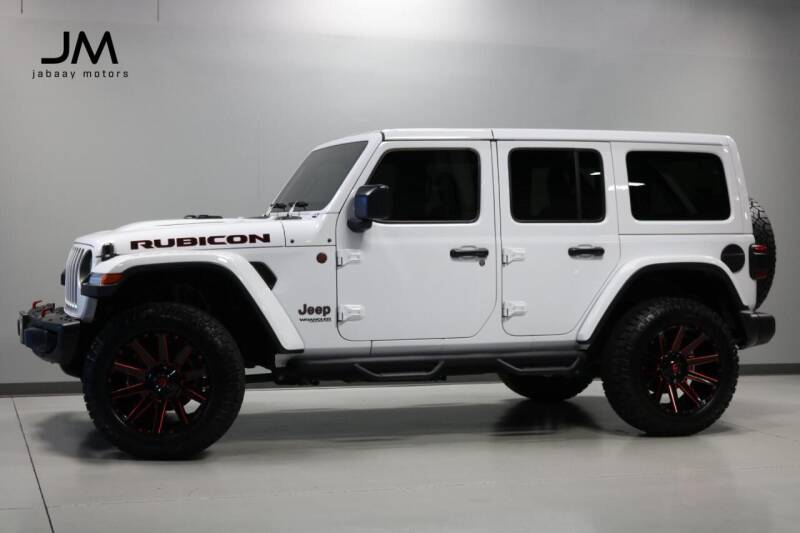 2019 Jeep Wrangler Unlimited for sale in Merrillville, IN