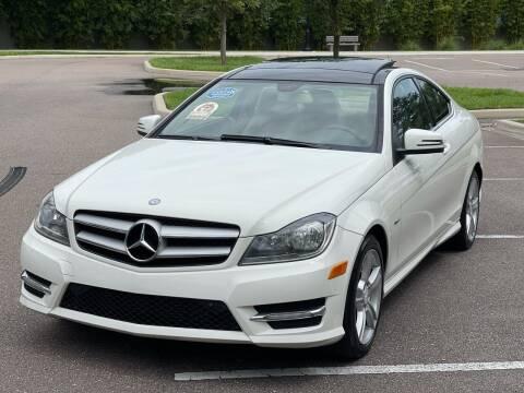 2012 Mercedes-Benz C-Class for sale at Orlando Auto Sale in Port Orange FL