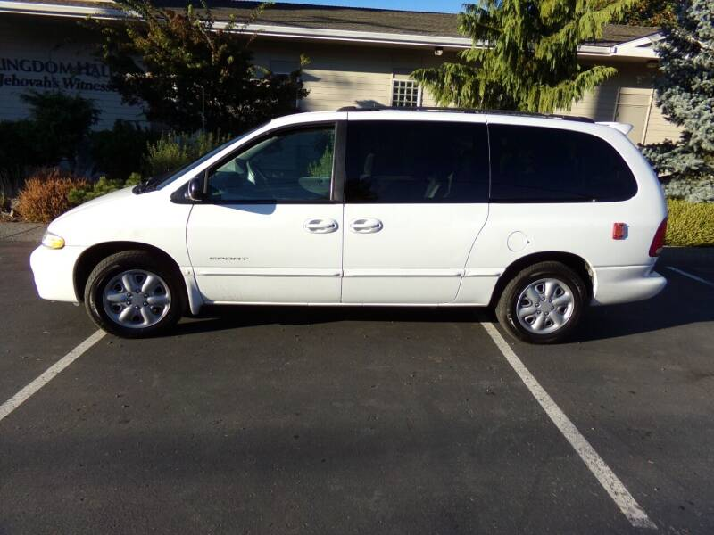 1999 Dodge Grand Caravan for sale at Signature Auto Sales in Bremerton WA