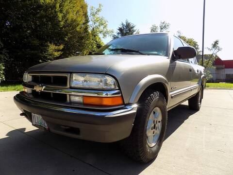 2002 Chevrolet S-10 for sale at A1 Group Inc in Portland OR