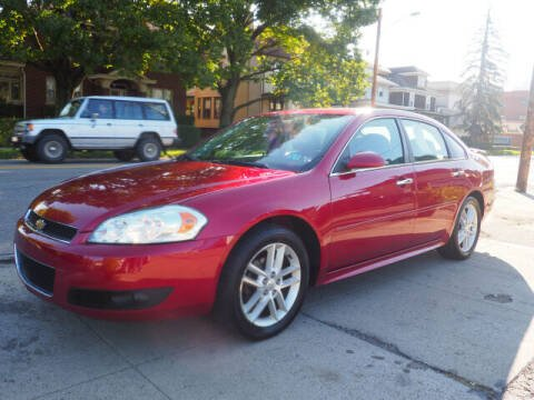 2015 Chevrolet Impala Limited for sale at Advantage Auto Sales in Wheeling WV