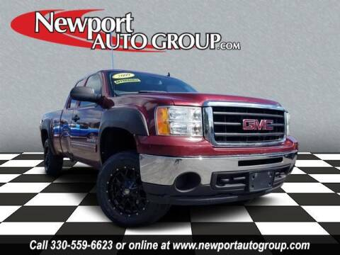 2009 GMC Sierra 1500 for sale at Newport Auto Group in Austintown OH