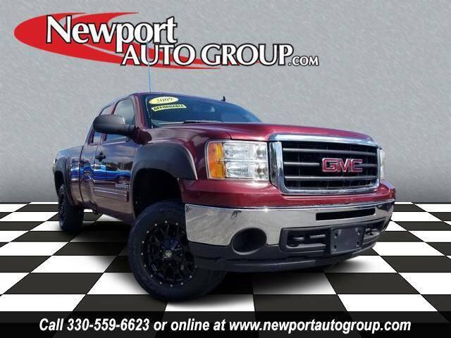 2009 GMC Sierra 1500 for sale at Newport Auto Group Boardman in Boardman OH