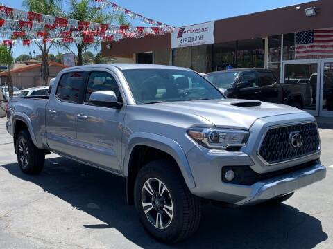 2019 Toyota Tacoma for sale at Automaxx Of San Diego in Spring Valley CA