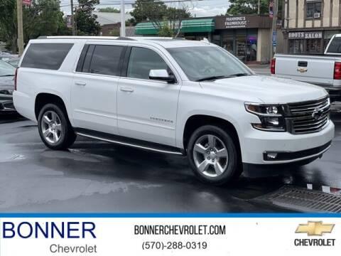 2019 Chevrolet Suburban for sale at Bonner Chevrolet in Kingston PA