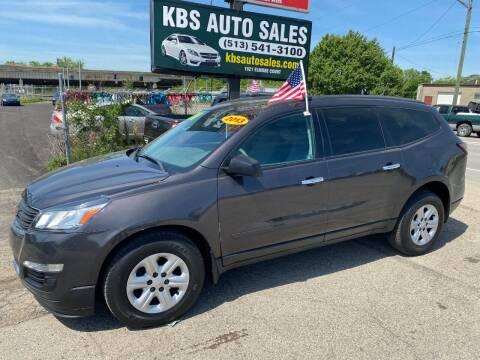 2013 Chevrolet Traverse for sale at KBS Auto Sales in Cincinnati OH
