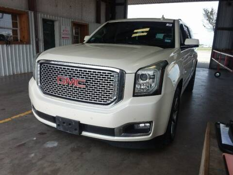 2015 GMC Yukon XL for sale at Smart Chevrolet in Madison NC
