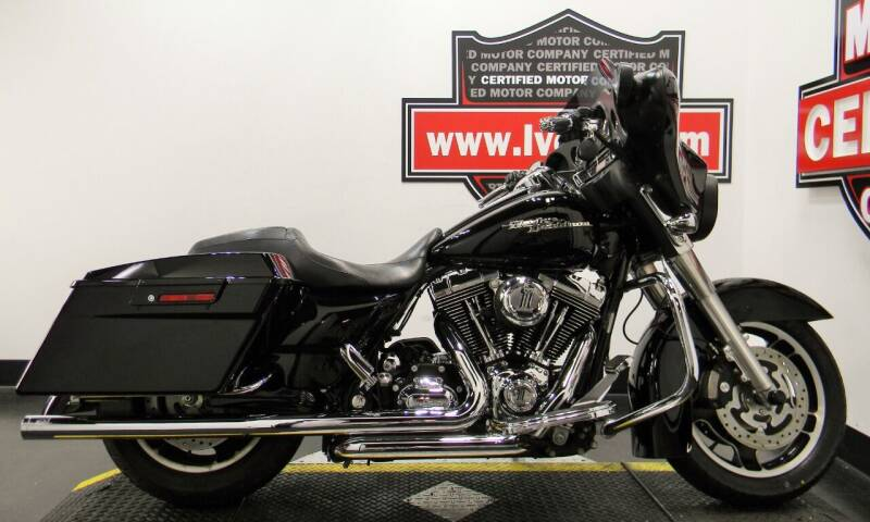 2009 Harley-Davidson Street Glide for sale at Certified Motor Company in Las Vegas NV