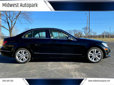 2013 Mercedes-Benz C-Class for sale at Midwest Autopark in Kansas City MO
