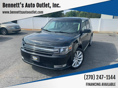 2014 Ford Flex for sale at Bennett's Auto Outlet, Inc. in Mayfield KY