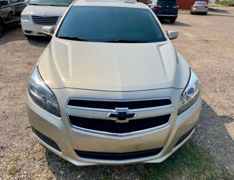 2013 Chevrolet Malibu for sale at Good Auto Company LLC in Lubbock TX