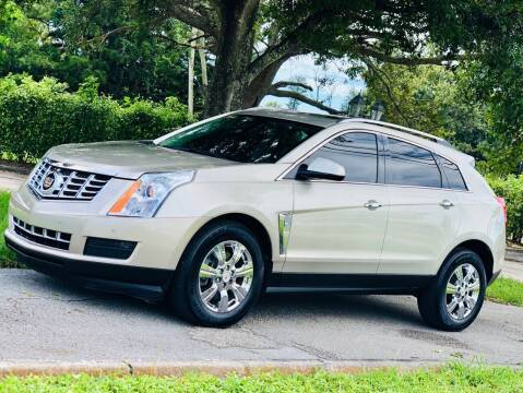 2015 Cadillac SRX for sale at Sunshine Auto Sales in Oakland Park FL