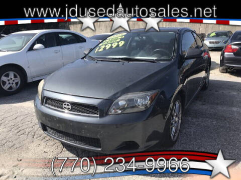 2005 Scion tC for sale at J D USED AUTO SALES INC in Doraville GA