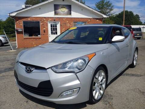 2012 Hyundai Veloster for sale at L&M Auto Import in Gastonia NC