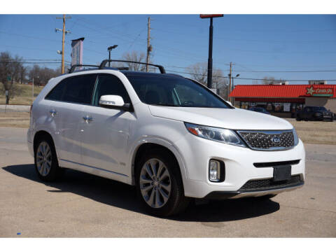 2015 Kia Sorento for sale at Sand Springs Auto Source in Sand Springs OK