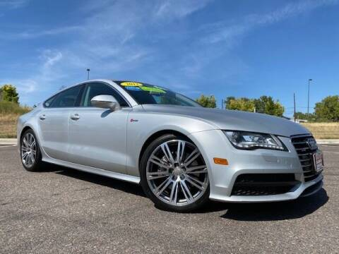 2012 Audi A7 for sale at UNITED Automotive in Denver CO
