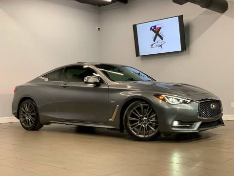 2017 Infiniti Q60 for sale at TX Auto Group in Houston TX
