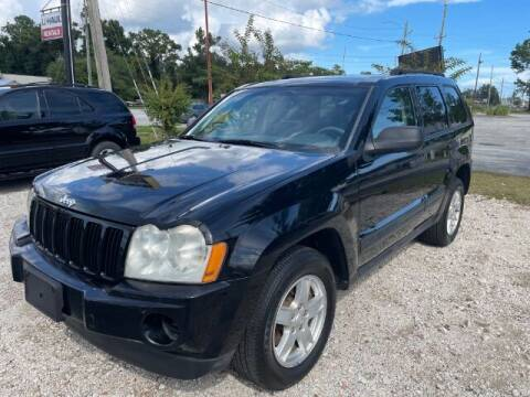 2006 Jeep Grand Cherokee for sale at L & H Used Cars of Wilmington in Wilmington NC