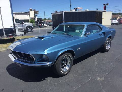 1969 Ford Mustang for sale at Classic Connections in Greenville NC