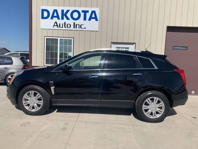 2010 Cadillac SRX for sale at Dakota Auto Inc. in Dakota City NE