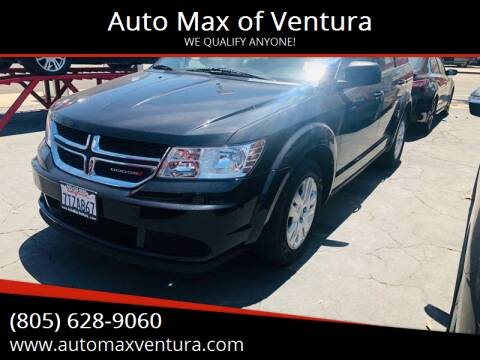 2014 Dodge Journey for sale at Auto Max of Ventura in Ventura CA