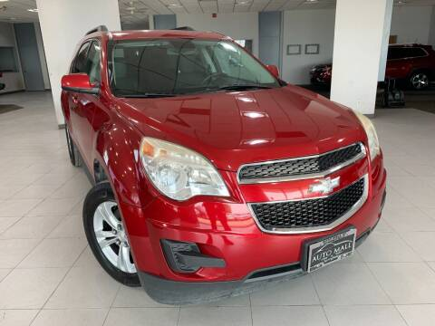 2013 Chevrolet Equinox for sale at Auto Mall of Springfield in Springfield IL