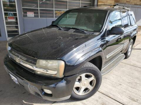 2002 Chevrolet TrailBlazer for sale at Car Planet Inc. in Milwaukee WI