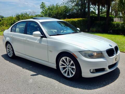 2011 BMW 3 Series for sale at VE Auto Gallery LLC in Lake Park FL
